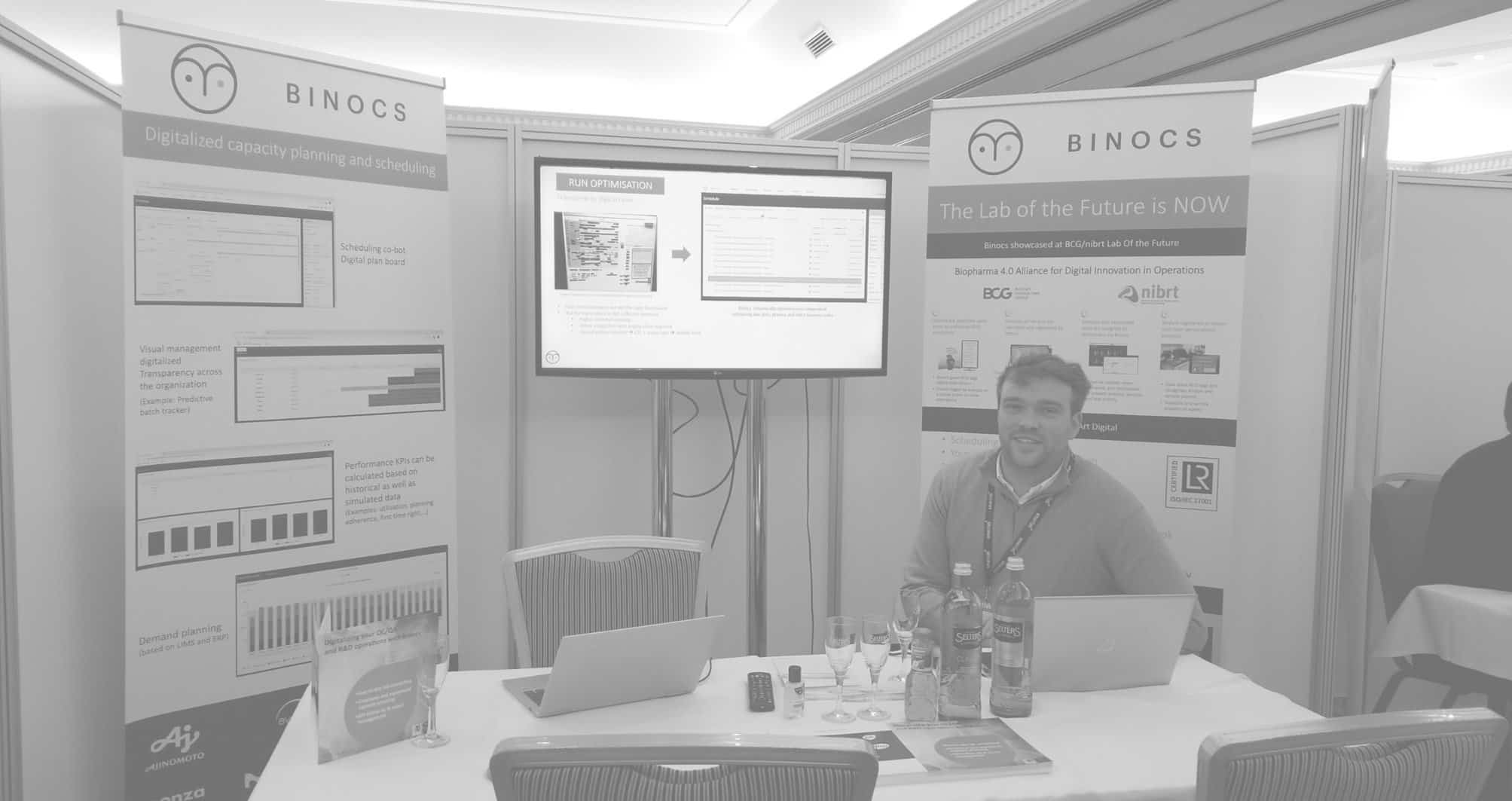 binocs at Smartlab Exchange