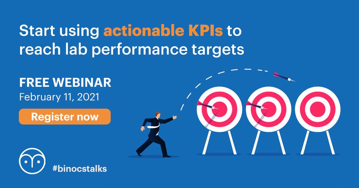 Setting the lab targets for 2021 Webinar
